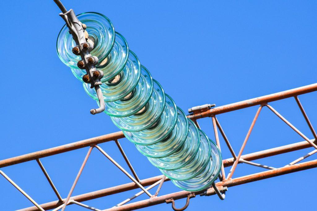 Конструктивные элементы линий электропередачи