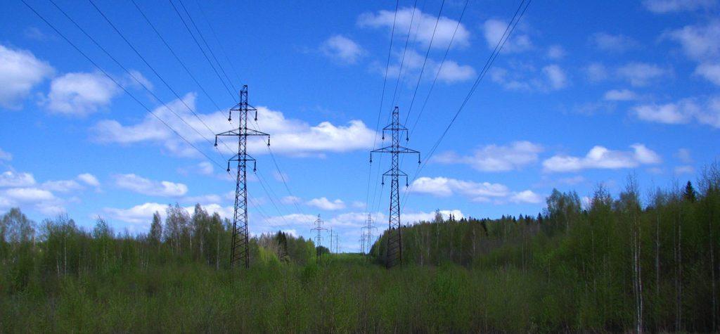 Воздушные линии электропередачи
