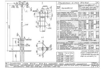 ПП20-2ДД - одноцепная деревянная опора ВЛ-20кВ